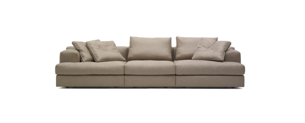 Miloe Sofa  by Cassina, available at the Home Resource furniture store Sarasota Florida