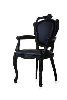 Smoke Dining Chair  by MOOOI, available at the Home Resource furniture store Sarasota Florida