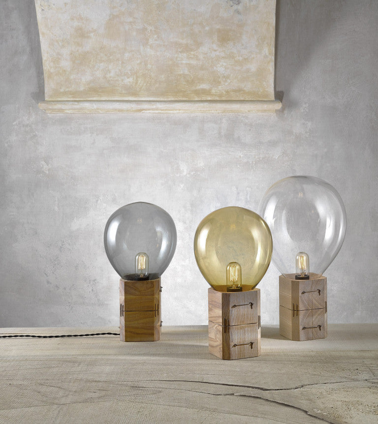 MOULDS TABLE LAMP  by LASVIT, available at the Home Resource furniture store Sarasota Florida