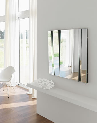 Fittipaldi Mirror by TONELLI for sale at Home Resource Modern Furniture Store Sarasota Florida