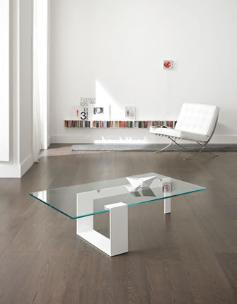 Plinsky Coffee Table  by TONELLI, available at the Home Resource furniture store Sarasota Florida