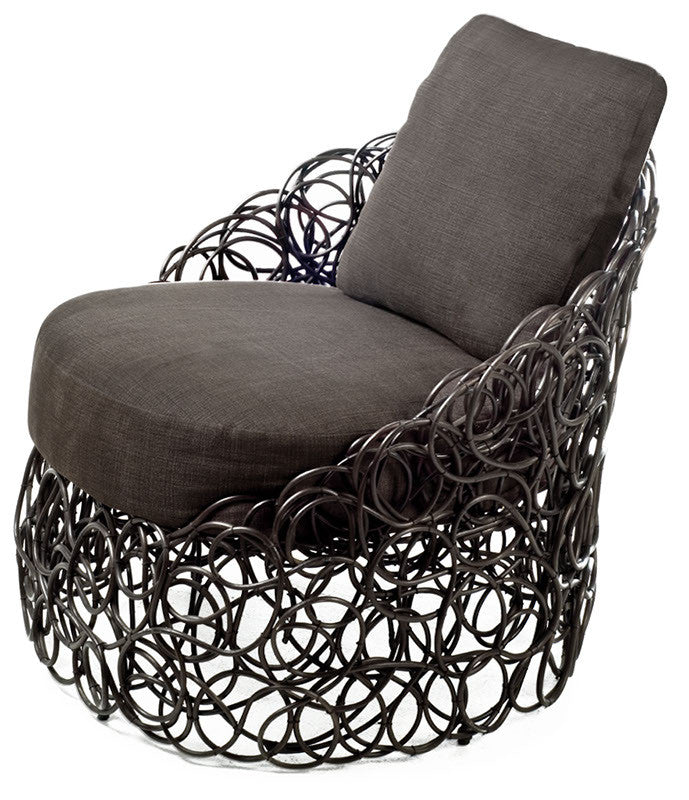 Noodle Chairs  by Kenneth Cobonpue, available at the Home Resource furniture store Sarasota Florida