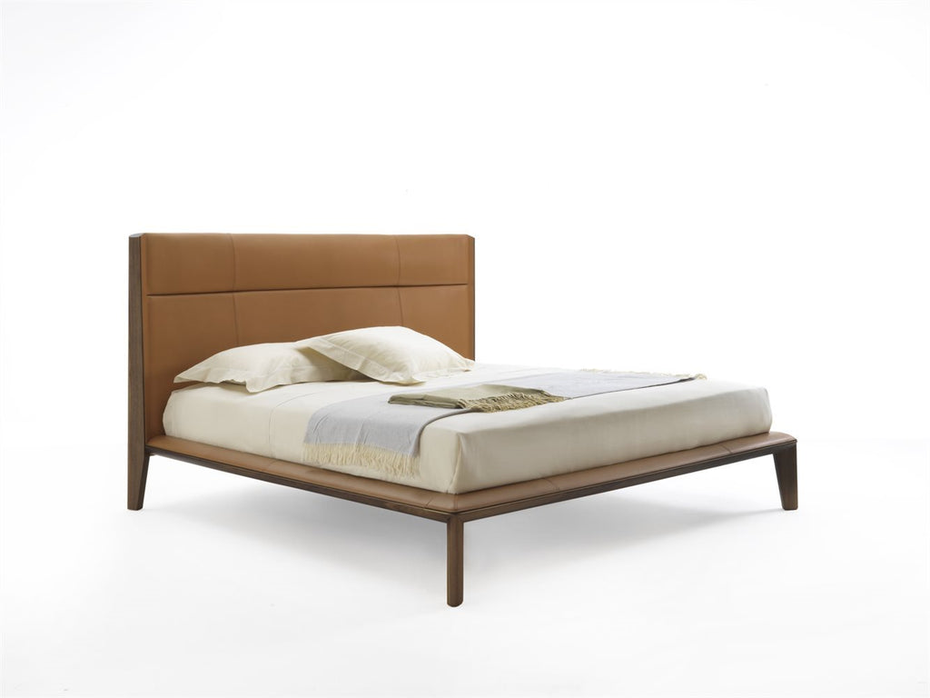 NYAN BED  by Porada, available at the Home Resource furniture store Sarasota Florida
