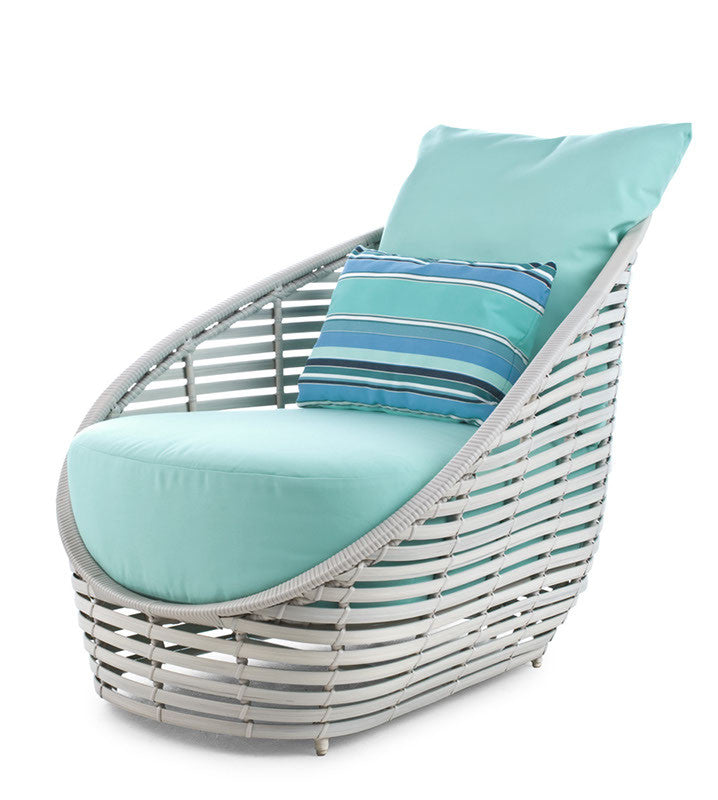 Oasis Easy Armchair by Kenneth Cobonpue for sale at Home Resource Modern Furniture Store Sarasota Florida