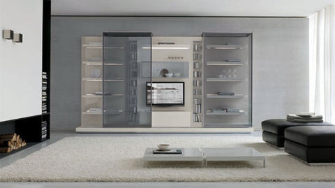 Off-Shore Wall Unit by ALIVAR