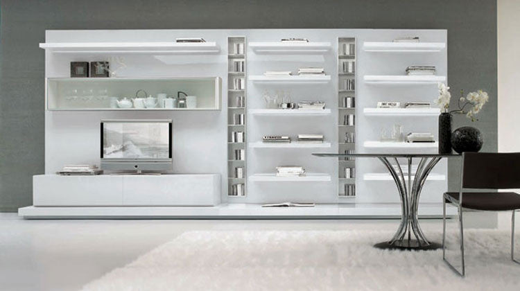 Off-Shore Wall Unit by ALIVAR for sale at Home Resource Modern Furniture Store Sarasota Florida