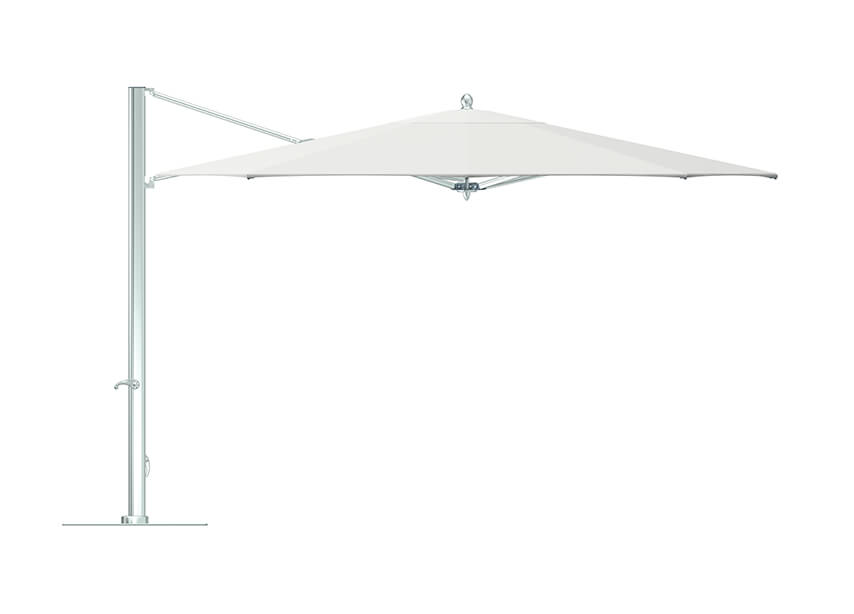 OCEAN MASTER MAX CANTILEVER UMBRELLA  by TUUCI, available at the Home Resource furniture store Sarasota Florida
