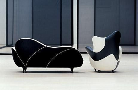 Los Muebles Amorosos Sofa  by MOROSO, available at the Home Resource furniture store Sarasota Florida