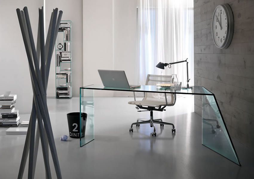 PENROSE DESK  by TONELLI, available at the Home Resource furniture store Sarasota Florida