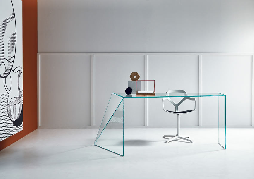 PENROSE DESK by TONELLI for sale at Home Resource Modern Furniture Store Sarasota Florida
