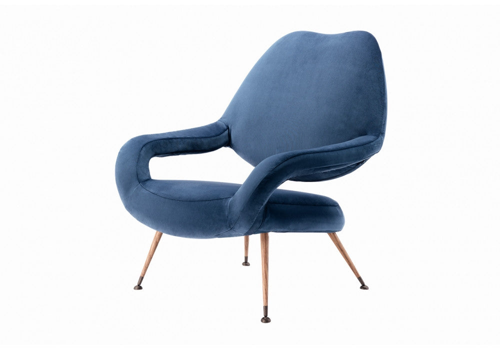 DU 55 Chair by Poltrona Frau for sale at Home Resource Modern Furniture Store Sarasota Florida