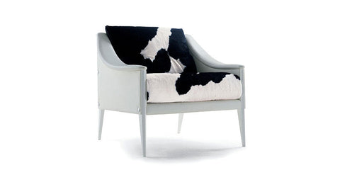 DEZZA ARMCHAIR by Poltrona Frau