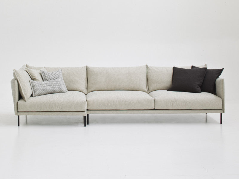 Gentry Sofa  by MOROSO, available at the Home Resource furniture store Sarasota Florida