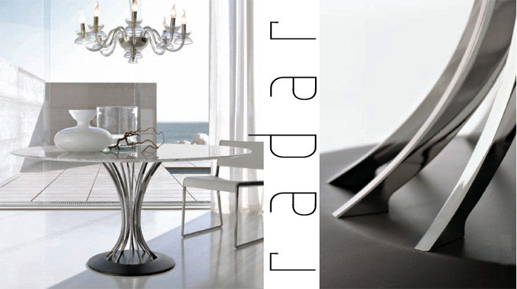 Radar Dining Table  by ALIVAR, available at the Home Resource furniture store Sarasota Florida