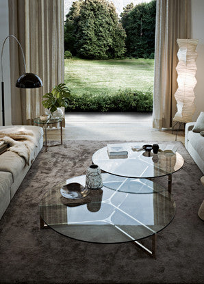 Raj Coffee Table by Gallotti & Radice