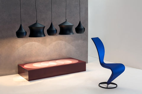 S CHAIR MANZONI 18 by TOM DIXON