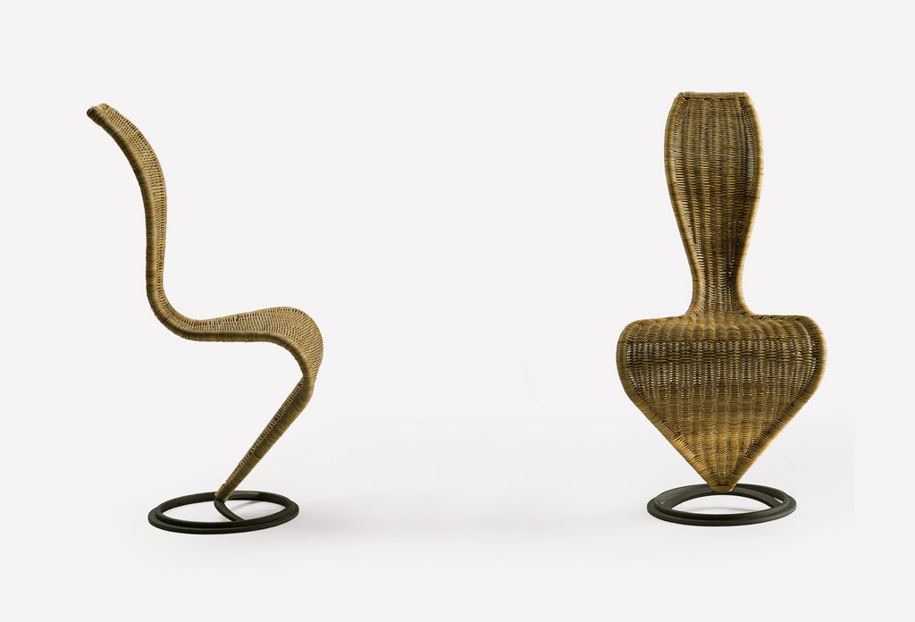 S Chair by Cappellini for sale at Home Resource Modern Furniture Store Sarasota Florida