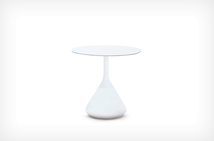Satellite Side Table  by Dedon, available at the Home Resource furniture store Sarasota Florida
