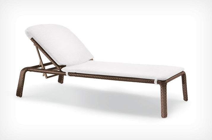 Seashell Beach Chair  by Dedon, available at the Home Resource furniture store Sarasota Florida