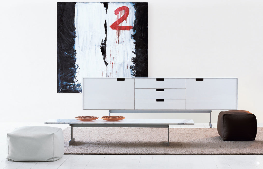 Simplon Cabinet  by Cappellini, available at the Home Resource furniture store Sarasota Florida