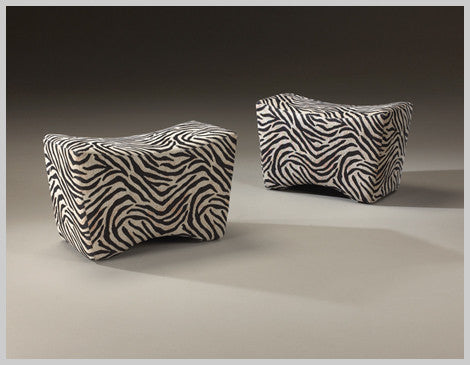 Soft Drive Ottoman Bench  by Thayer Coggin, available at the Home Resource furniture store Sarasota Florida