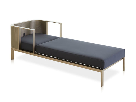 SOLANAS CHAISE LOUNGE by Gandia Blasco