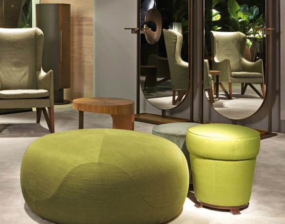 Solomyidae Stool by Giorgetti for sale at Home Resource Modern Furniture Store Sarasota Florida