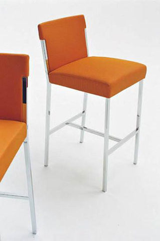 Steel Barstool by MOROSO