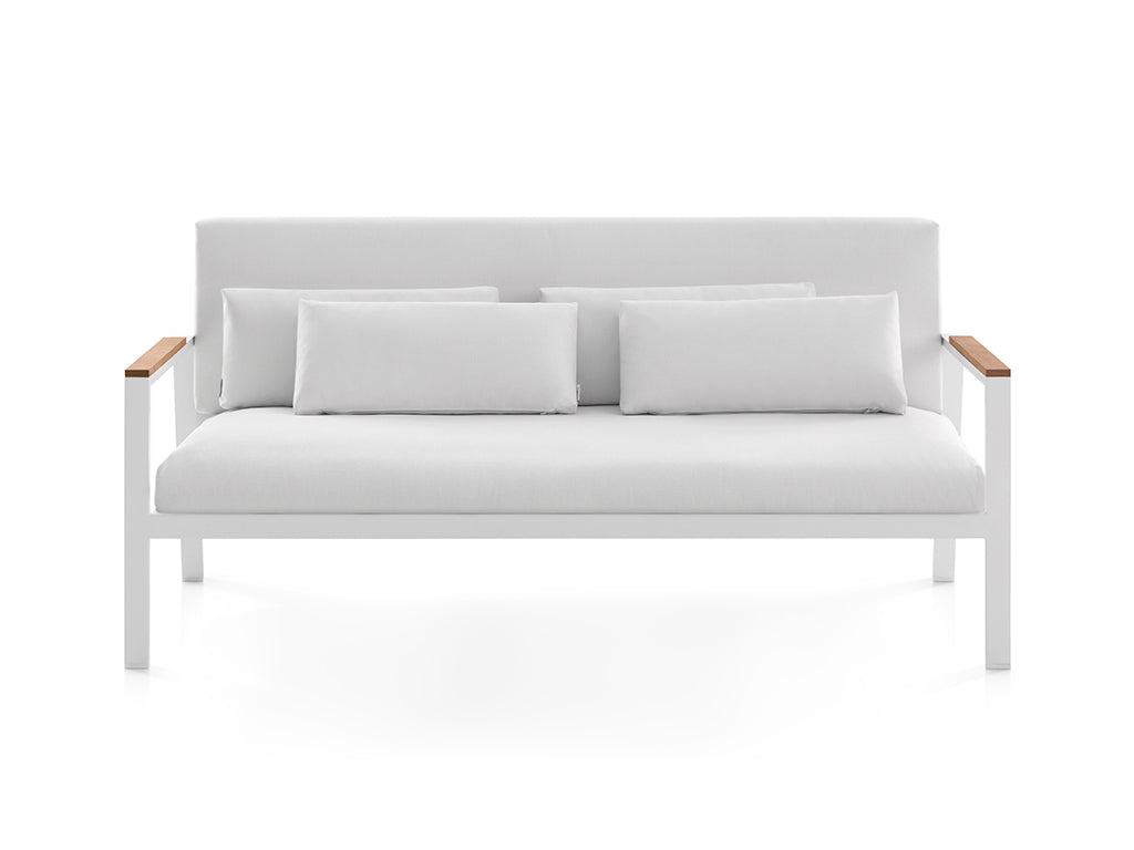 TIMELESS OUTDOOR SOFA  by Gandia Blasco, available at the Home Resource furniture store Sarasota Florida