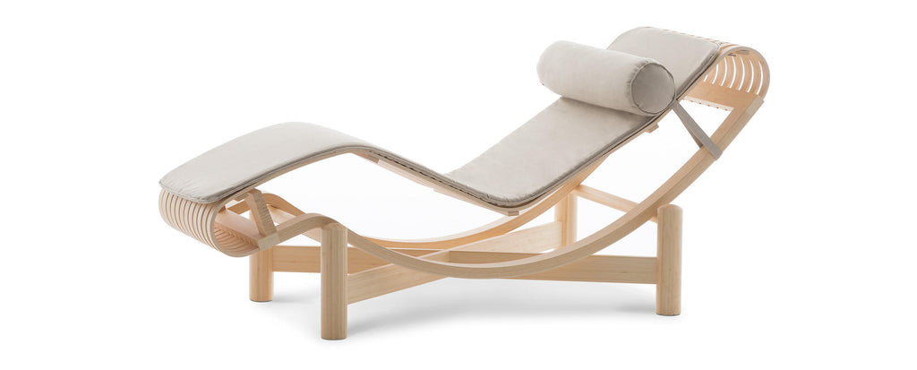 522 TOKYO CHAISE LOUNGE  by Cassina, available at the Home Resource furniture store Sarasota Florida
