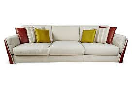 Vittoria Sofa  by Giorgetti, available at the Home Resource furniture store Sarasota Florida