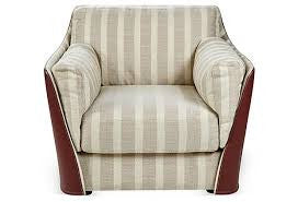 Vittoria Armchair  by Giorgetti, available at the Home Resource furniture store Sarasota Florida