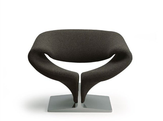 Ribbon Chair by Artifort for sale at Home Resource Modern Furniture Store Sarasota Florida