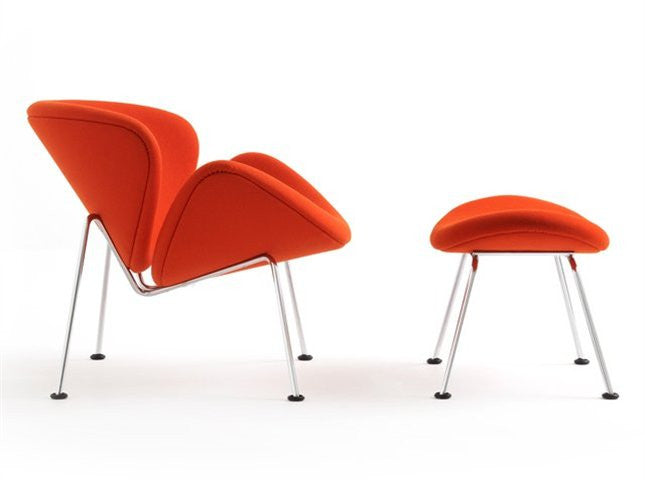 Orange Slice Chair  by Artifort, available at the Home Resource furniture store Sarasota Florida