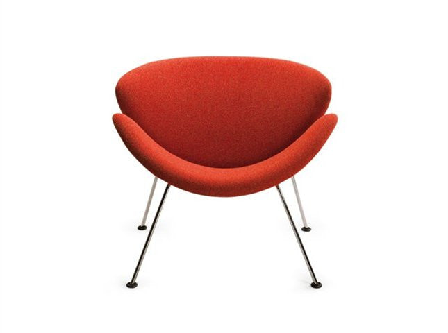 Orange Slice Chair by Artifort for sale at Home Resource Modern Furniture Store Sarasota Florida