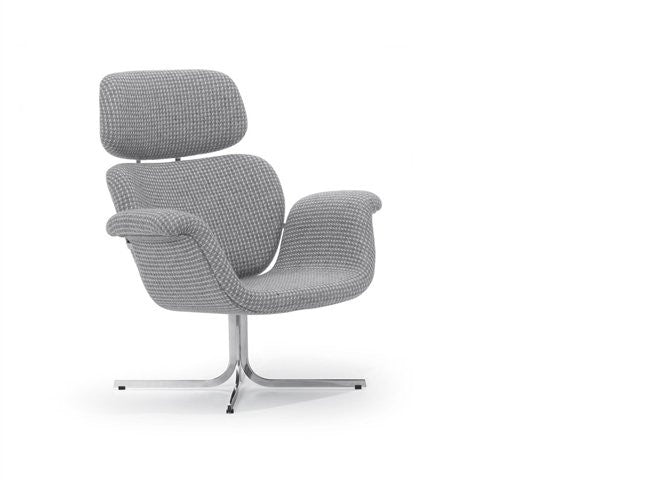 Artifort Tulip Chair  by Artifort, available at the Home Resource furniture store Sarasota Florida