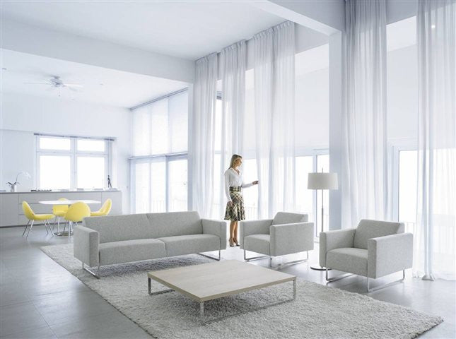 Mare Sofa Metal Legs by Artifort for sale at Home Resource Modern Furniture Store Sarasota Florida