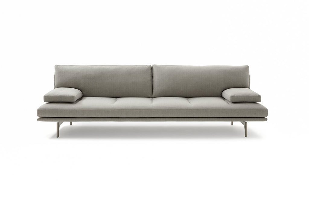 MILANO SOFA  by Zanotta, available at the Home Resource furniture store Sarasota Florida