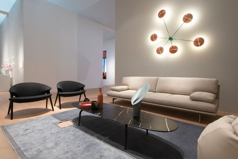 MILANO SOFA by Zanotta