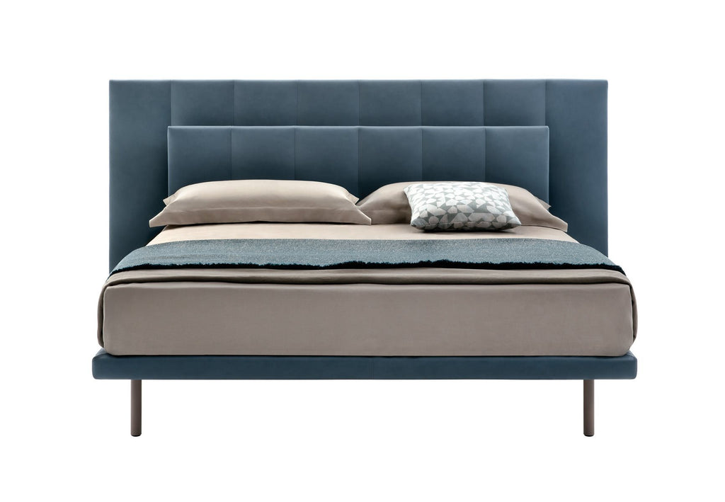 GALA BED  by Zanotta, available at the Home Resource furniture store Sarasota Florida