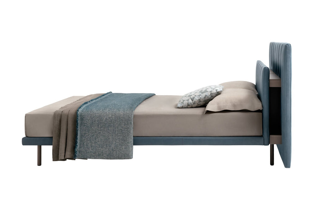 GALA BED by Zanotta for sale at Home Resource Modern Furniture Store Sarasota Florida
