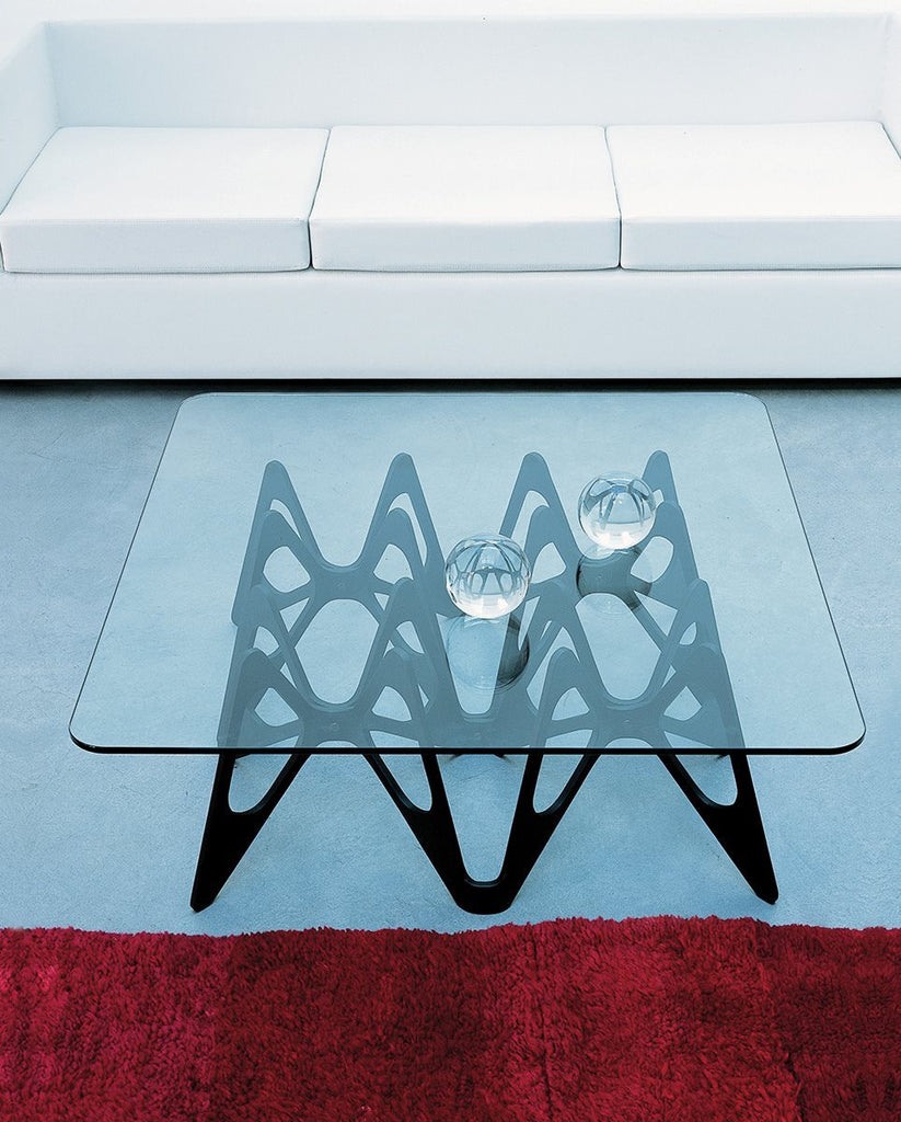 BUTTERFLY COCKTAIL TABLE by Zanotta for sale at Home Resource Modern Furniture Store Sarasota Florida