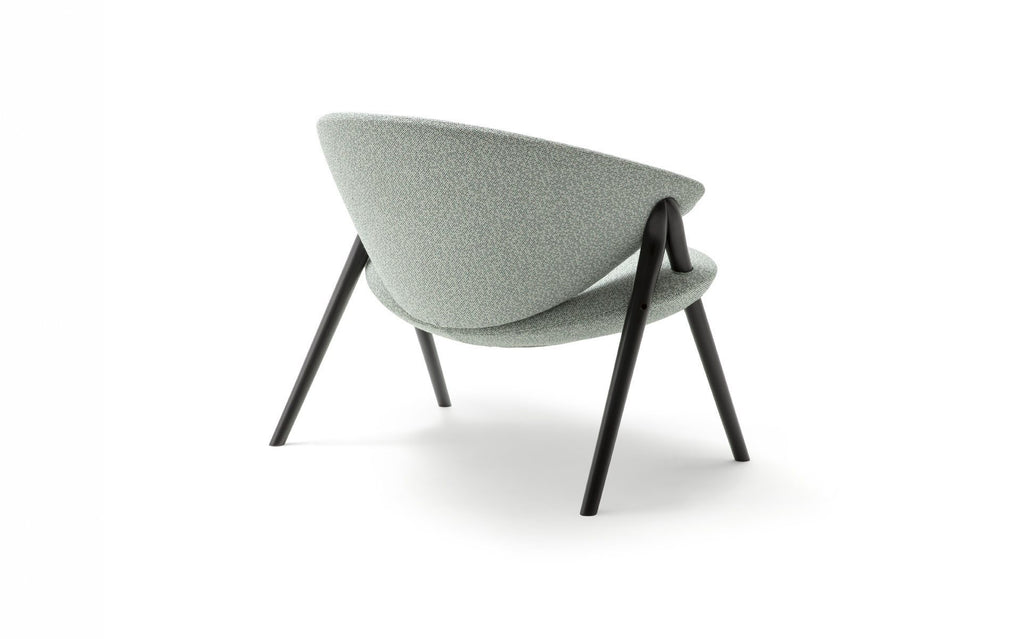 OLIVIA OCCASIONAL CHAIR by Zanotta for sale at Home Resource Modern Furniture Store Sarasota Florida