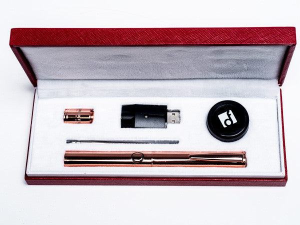 THE EXECUTIVE Vaporizer | ROSE GOLD