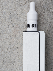 THE DELUXE VAPORIZER • WHITE