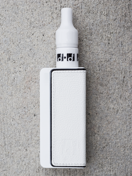 THE DELUXE Vaporizer | WHITE