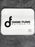 Dank Fung  Silicone Mat | White