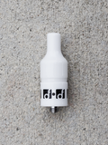 Dank Fung EXPRESS Ceramic Atomizer | White