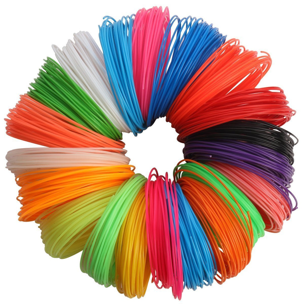 3D-ручки Default Title FIlament Pack of 20 Colors (100m)