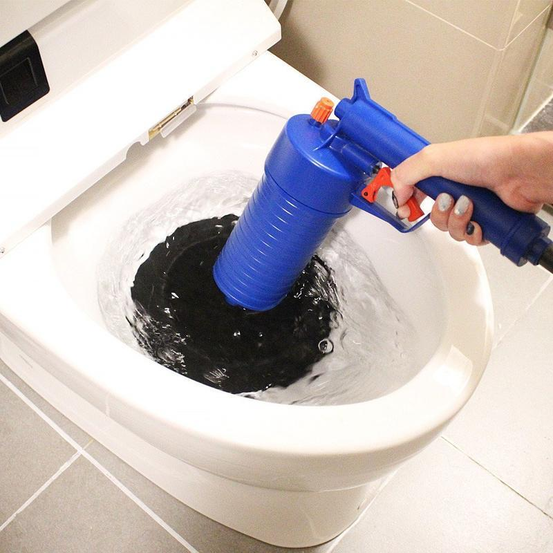 DRAIN BLASTER - UNCLOG ANY CLOGGED DRAIN INSTANTLY 2.0